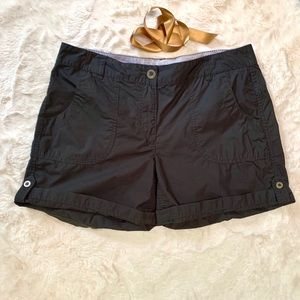 Tommy Hilfiger Adjustable Hem Utility Shorts 12